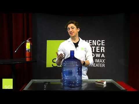 Go Beyond with SCI: Whoosh Bottle