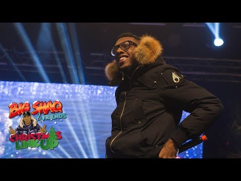 MoStack Performs Hit Track 'No Words' | BIG SHAQ AND FRIENDS