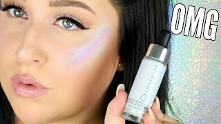 NEW HOLOGRAPHIC HIGHLIGHTER Does It Work?!