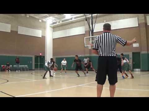 Upland High School Freshman Summer League Game 1 - Full Game
