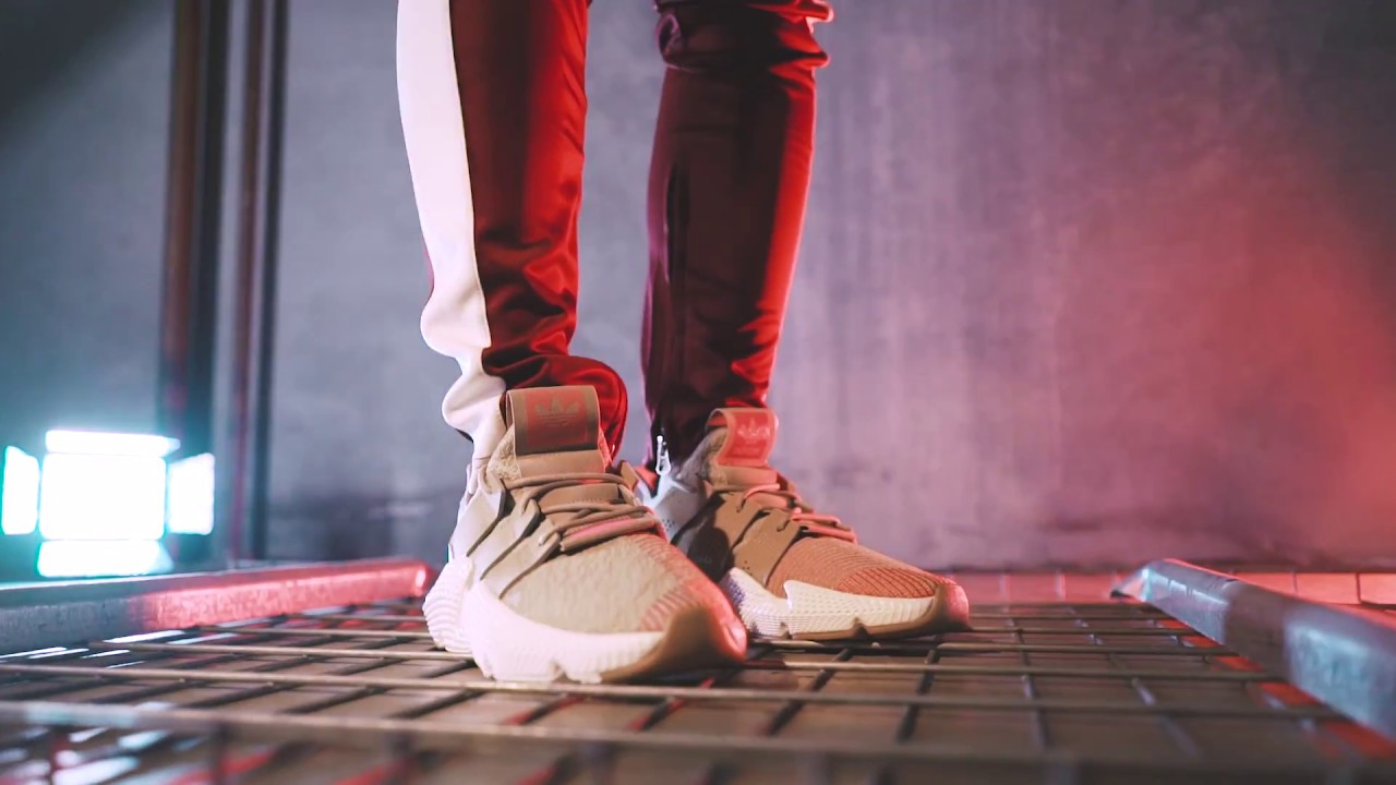 b7433cae1db7 Adidas Prophere Dropping March at Culture Kings - YouTube