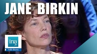 "Jane Birkin ""Interview Oui/Non"" 