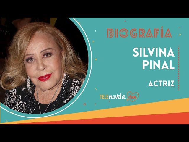 Biografía Silvia Pinal