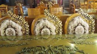 Woodman Real dining table at price/ডাইনিং টেবিলের সমারোহ /বাংলাদেশী ফাণিচার কালেকশ/ Bangladesi furni