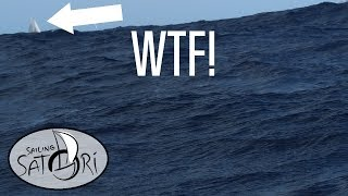 Shredded Sails and an Unlikely Escape! S2:E12 (Sailing Satori)