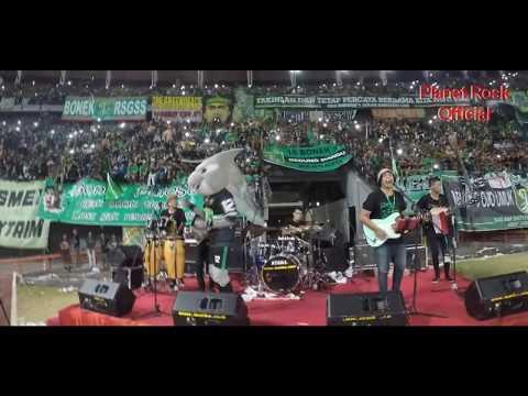 EXCLUSIVE KLANTINK FEAT BONEK BONITA - LAGU PERSEBAYA EMOSI JIWAKU (FULL HD)