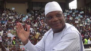 Présidentielle au Mali : quel bilan pour Ibrahim Boubacar Keïta ?