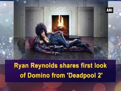 Deadpool 2: Ryan Reynolds shares first look at Zazie Beetz as Domino