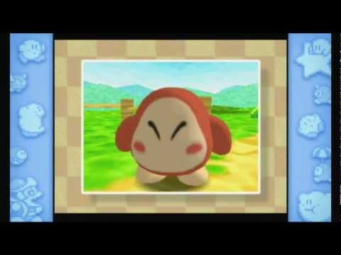 Kirby's Dream Collection (Wii) ~ 3 min. of each game ~ + Challenge mode Gameplay