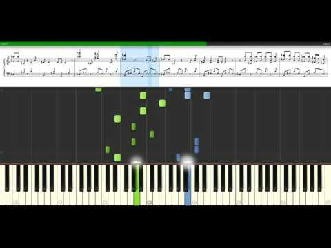 Flo Rida - Good feeling [Piano Tutorial] Synthesia