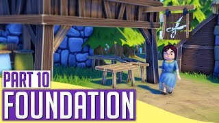 Foundation   TAILOR TIME (#10)