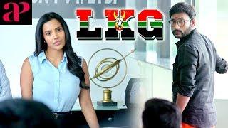Priya Anand introduces RJ Balaji to Press & Media LKG Tamil Movie Scenes RJ Balaji KR Prabhu