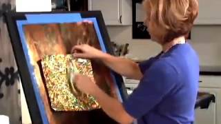 Royal Design Studio: How to Use Metallic Foil for Faux Finishes, Part 2.mp4 Thumbnail