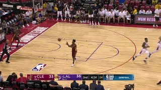 2nd Quarter, One Box Video: Los Angeles Lakers vs. Cleveland Cavaliers