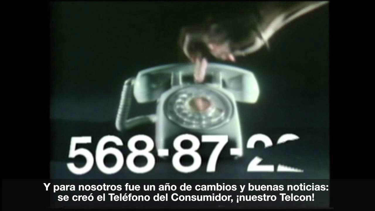 Tel fono del consumidor revista del consumidor tv 14 2 for Telefono oficina del consumidor