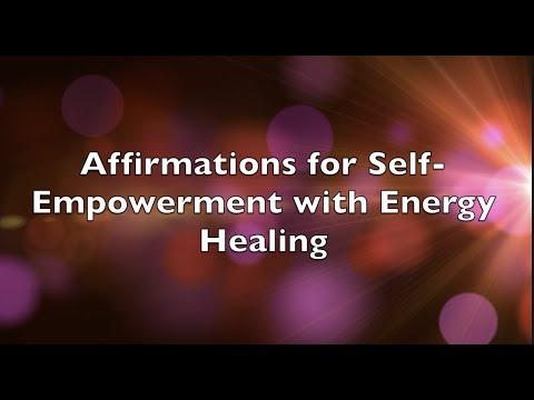 Affirmations for Self-Empowerment! Mp3