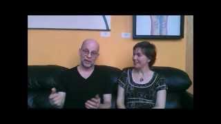 Kendra Holiday Interviews Robert Rosen, Author of Beaver Street