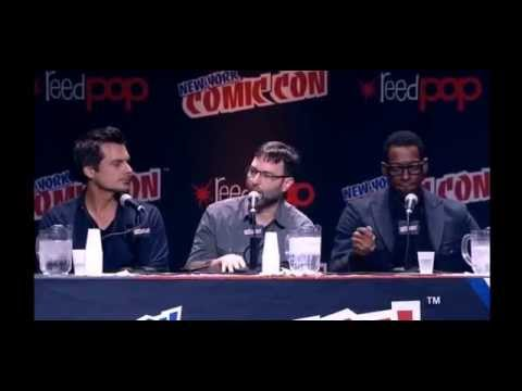 Sleepy Hollow  New York Comic Con 2014  Part 1
