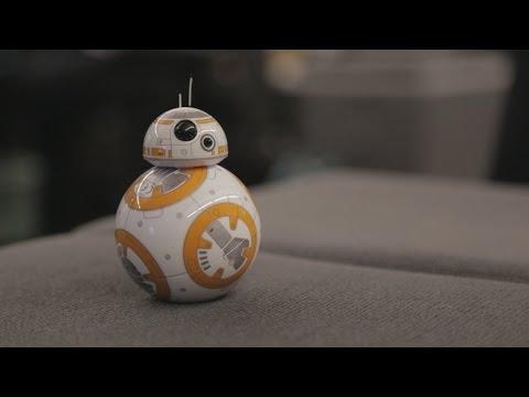 'Star Wars BB-8' By Sphero Explores ABC News