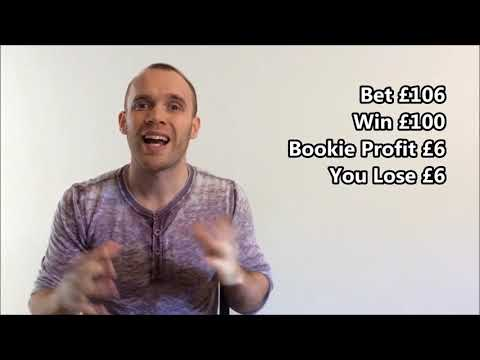 Why The Bookmaker Always Wins (Over-Round Explained)