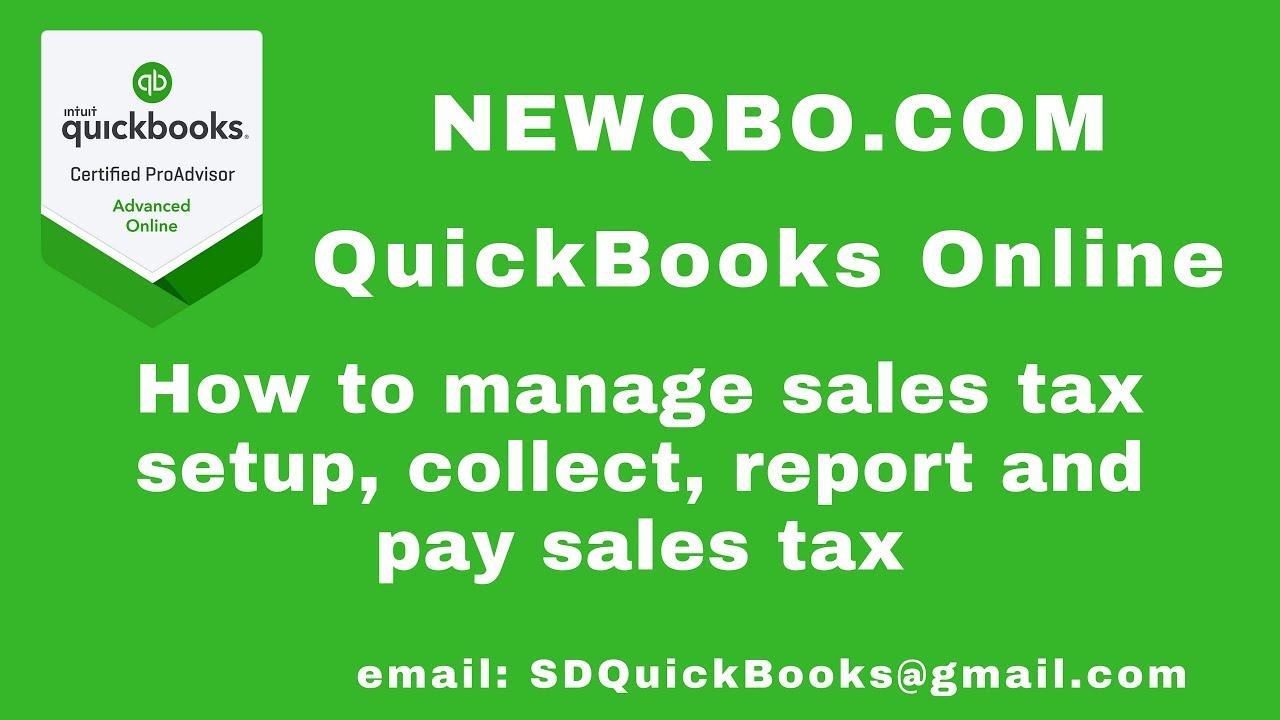 sales tax | NEWQBO COM