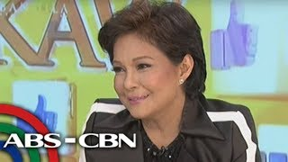 Nora Aunor one-on-one with Boy Abunda