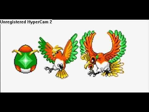 Oeufs et evolutions pok mon l gendaires youtube - Pokemon legendaire blanc 2 ...