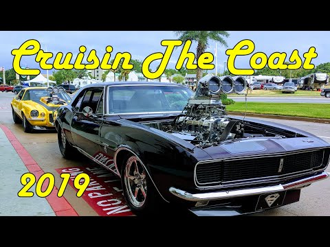 Cruisin The Coast Biloxi 2019