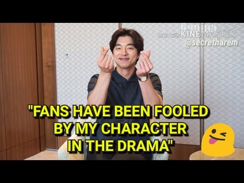 Eng Sub Gong Yoo 공유 Humble Interview May 2017
