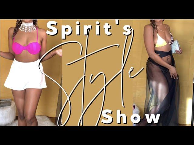 Spirit's Style Show: Quarantined Bikini
