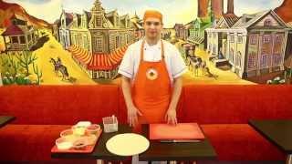 Готовим Рыбную пиццу вместе с шеф-поваром Борисом Кублановым