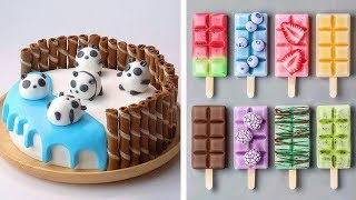 Try Not To Get Hungry | Yummy DIY Cakes Dessert Treats for Holiday | Best Cake Decorating Ideas