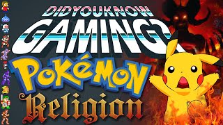 Pokemon & Religion - Did You Know Gaming? Feat. Jimmy Whetzel