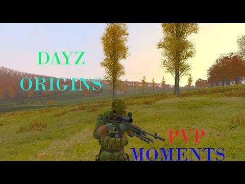 Dayz Origins | PVP MOMENTS #95