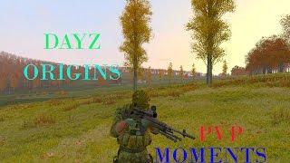 Dayz Origins | PVP MOMENTS #95
