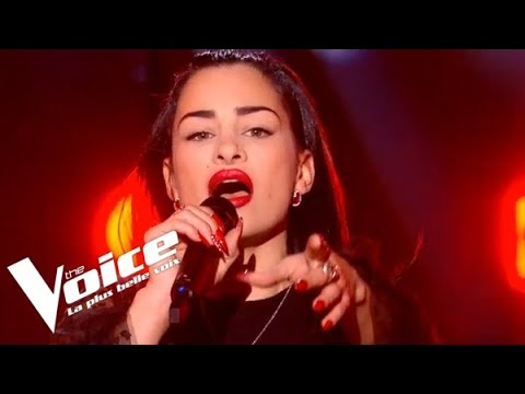 Nessa – La Grenade | Nessa | The Voice France 2020 | Blind Audition