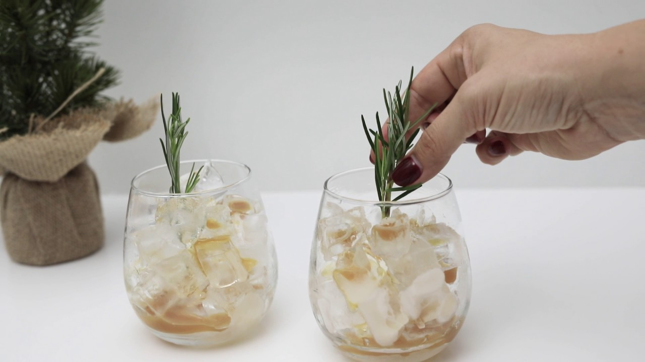 Harbour Town Adelaide: How To Salted Caramel White Russian - YouTube