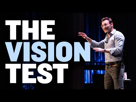 The Three Things that Make a Meaningful Vision | Simon Sinek