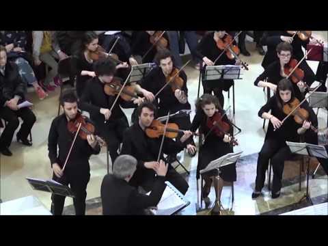 Mendelssohn Concerto per violino in Re Minore (1822)
