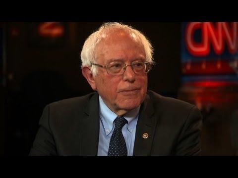 Bernie Sanders entire CNN interview (Part 1)