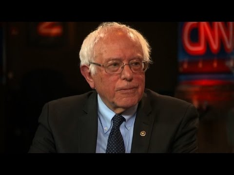 Bernie Sanders entire CNN interview (Part 1)