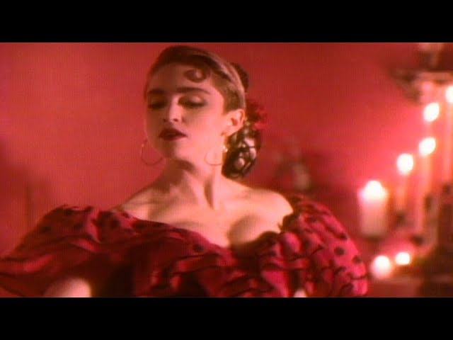 Madonna - La Isla Bonita [Official Music Video]