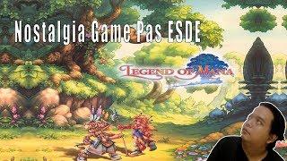 Nostalgia Game PS 1 - Legend Of Mana Indonesia