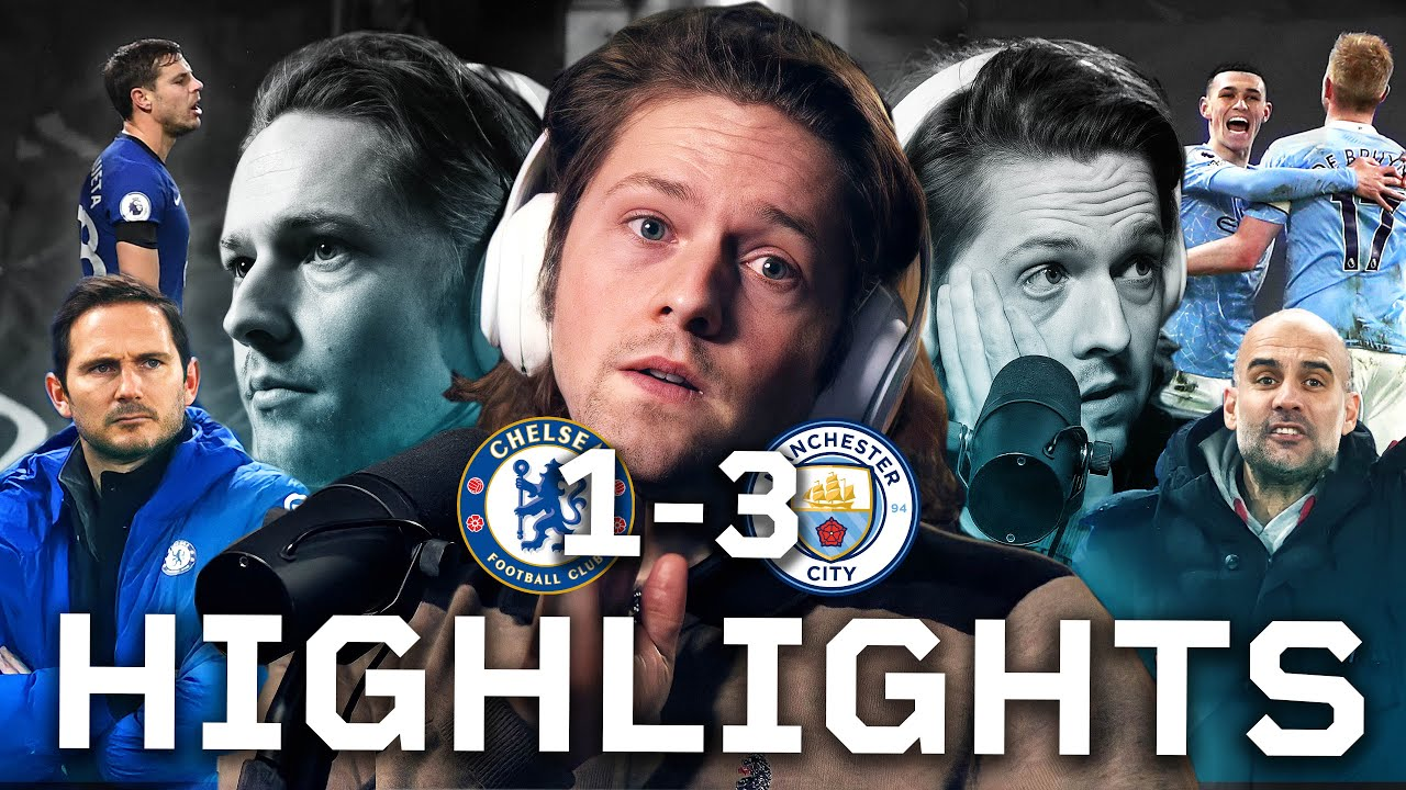 """""""Lampard Sacked Within Days"""" Rory's Misery 