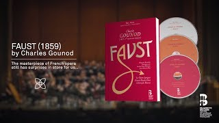 GOUNOD, Faust (1859) - 'Opéra français' CD-Book