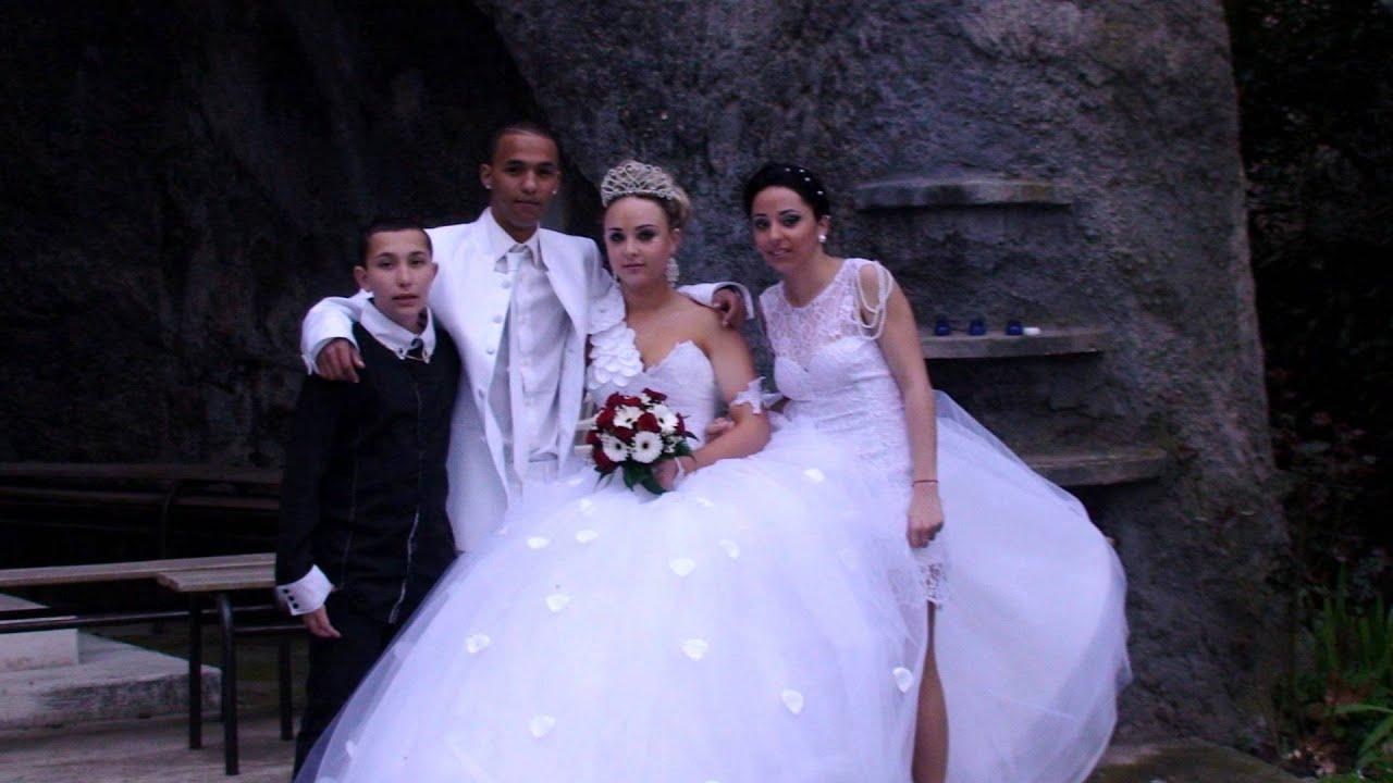 Mariage gitan domii yvees 23 03 13 youtube - Youtube mariage gitan ...