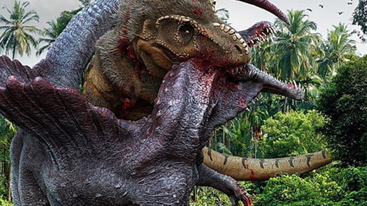 Самые большие динозавры хищники картинки