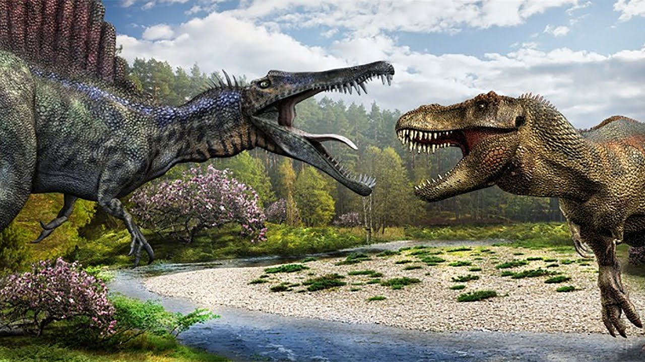Top 10 Largest Predatory Dinosaurs Youtube