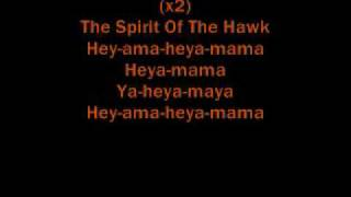 Spirit of the Hawk by Rednex Lyrics