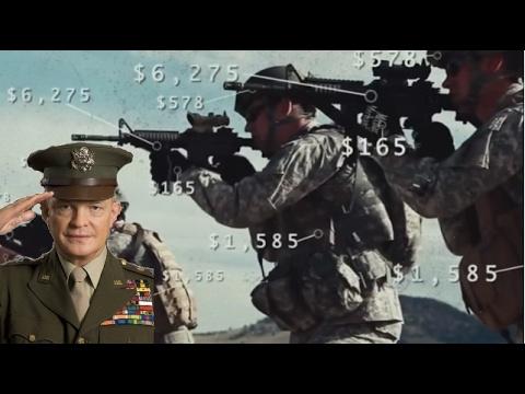 Military Industrial Complex - General Dwight Eisenhower